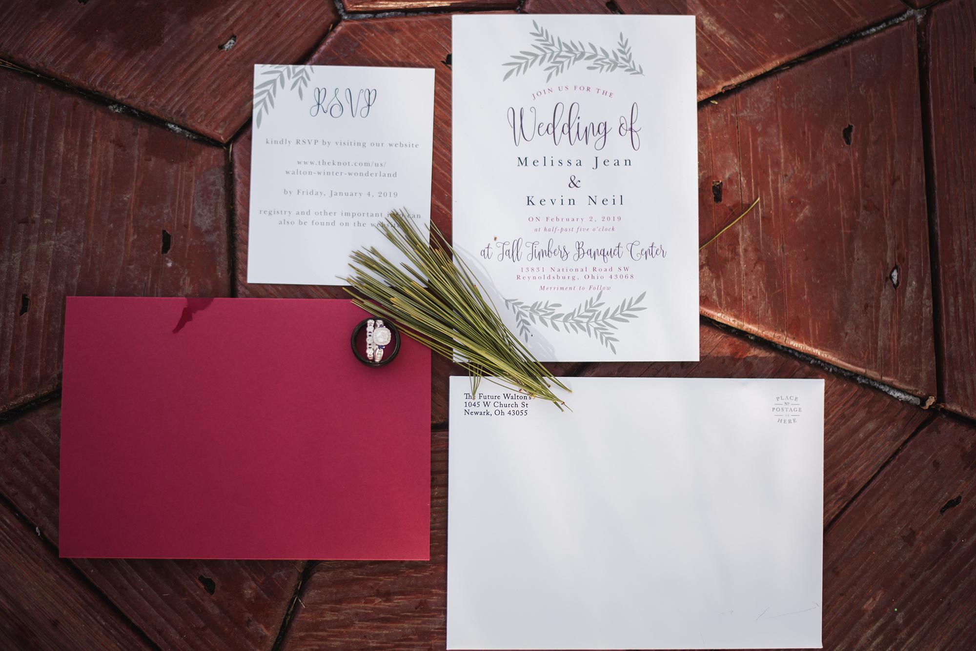 tall timbers wedding