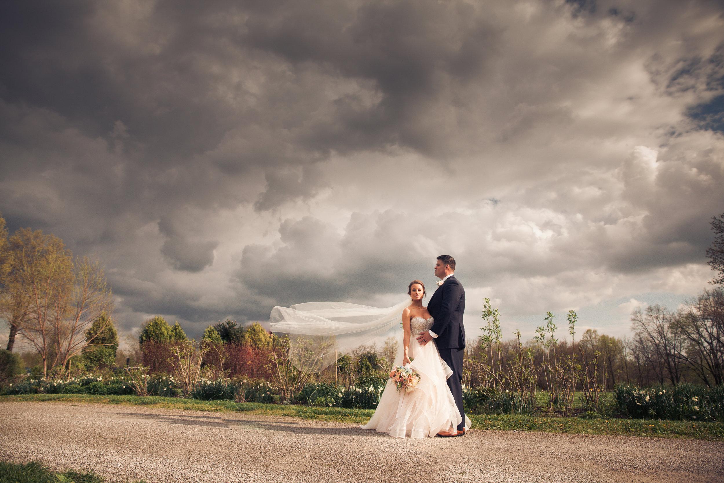 high end wedding photographer in columbus