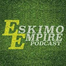 Eskimo Empire Podcast - A weekly chat about the CFL with Andrew, Mike and Kayla, three Edmonton fans with Green and Gold in their veins.