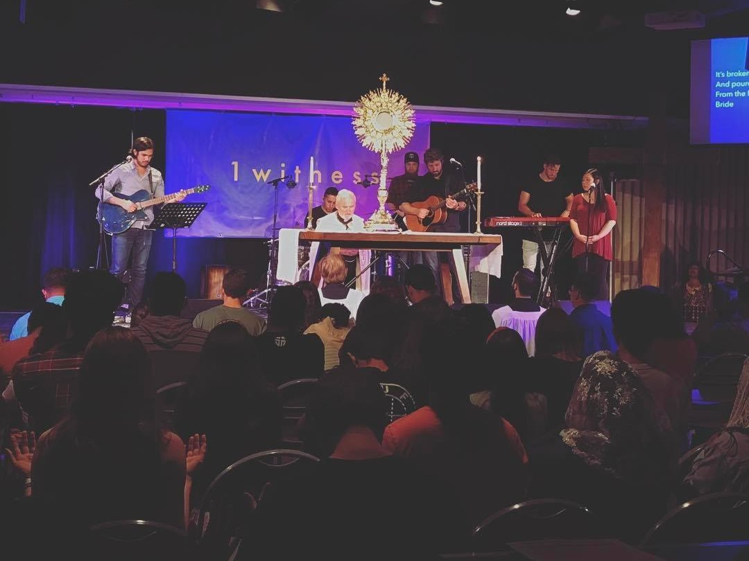 1witness Young Adult Conference  in Azusa
