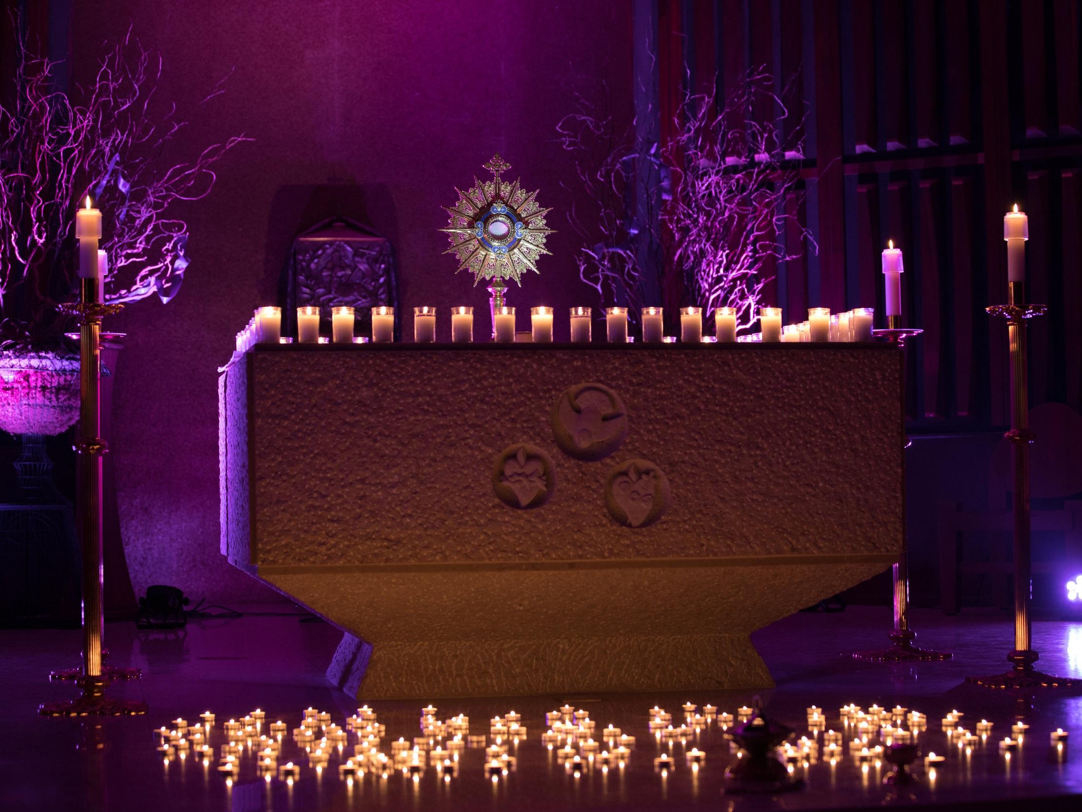 Adoration in Pasadena