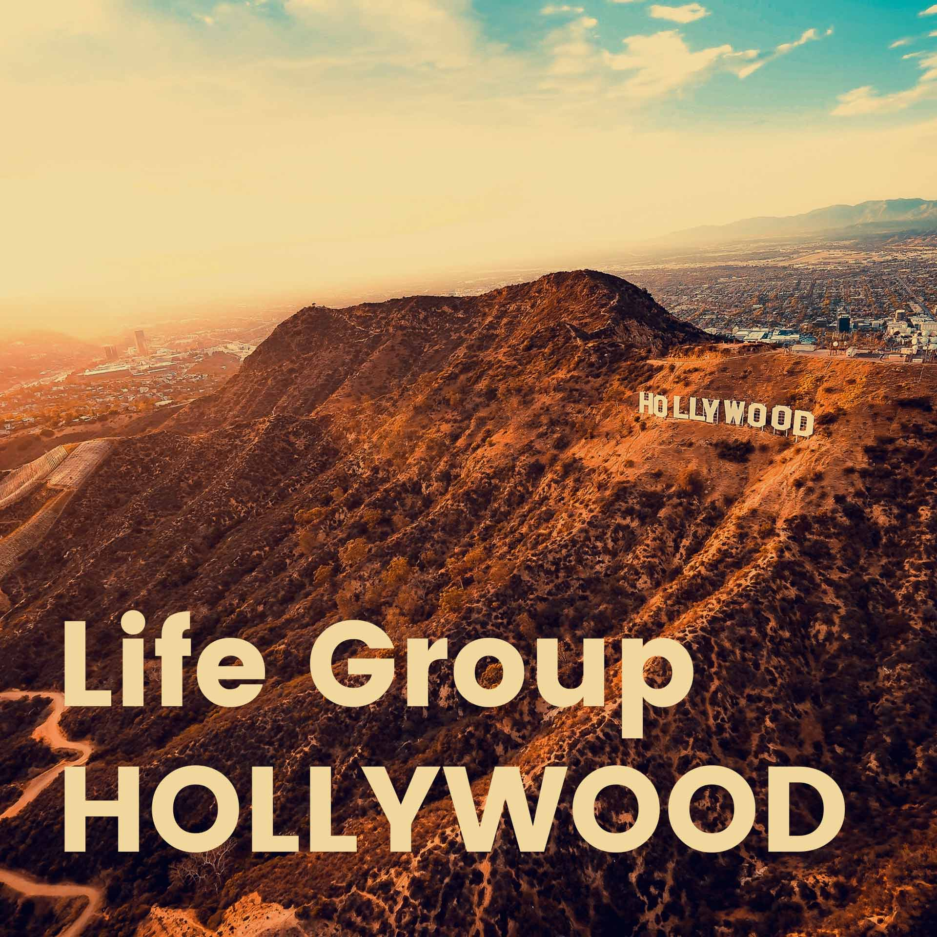 Life Group in Hollywood for all. Contact Iwona: iwona@stonetoflesh.org