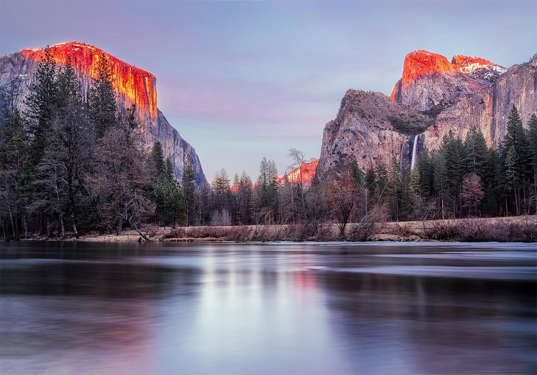 Yosemite National Park, Seirra Nevada Mountains