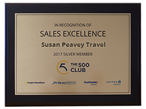 The 500 Club | Silver Member 2017