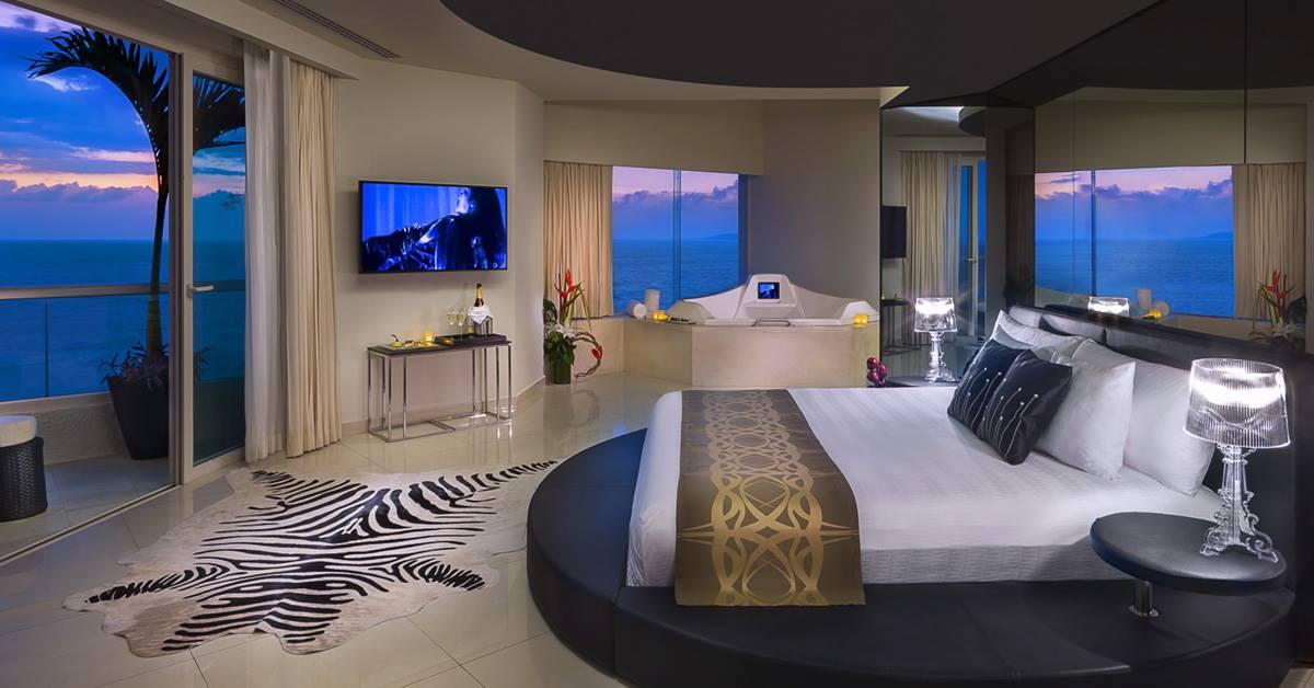 The Rock Star Suite at Hard Rock Hotel Vallarta