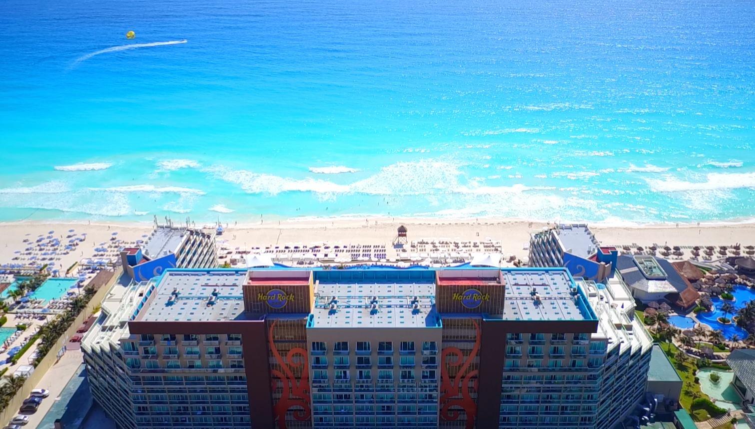 The Beach at Hard Rock Hotel Cancun