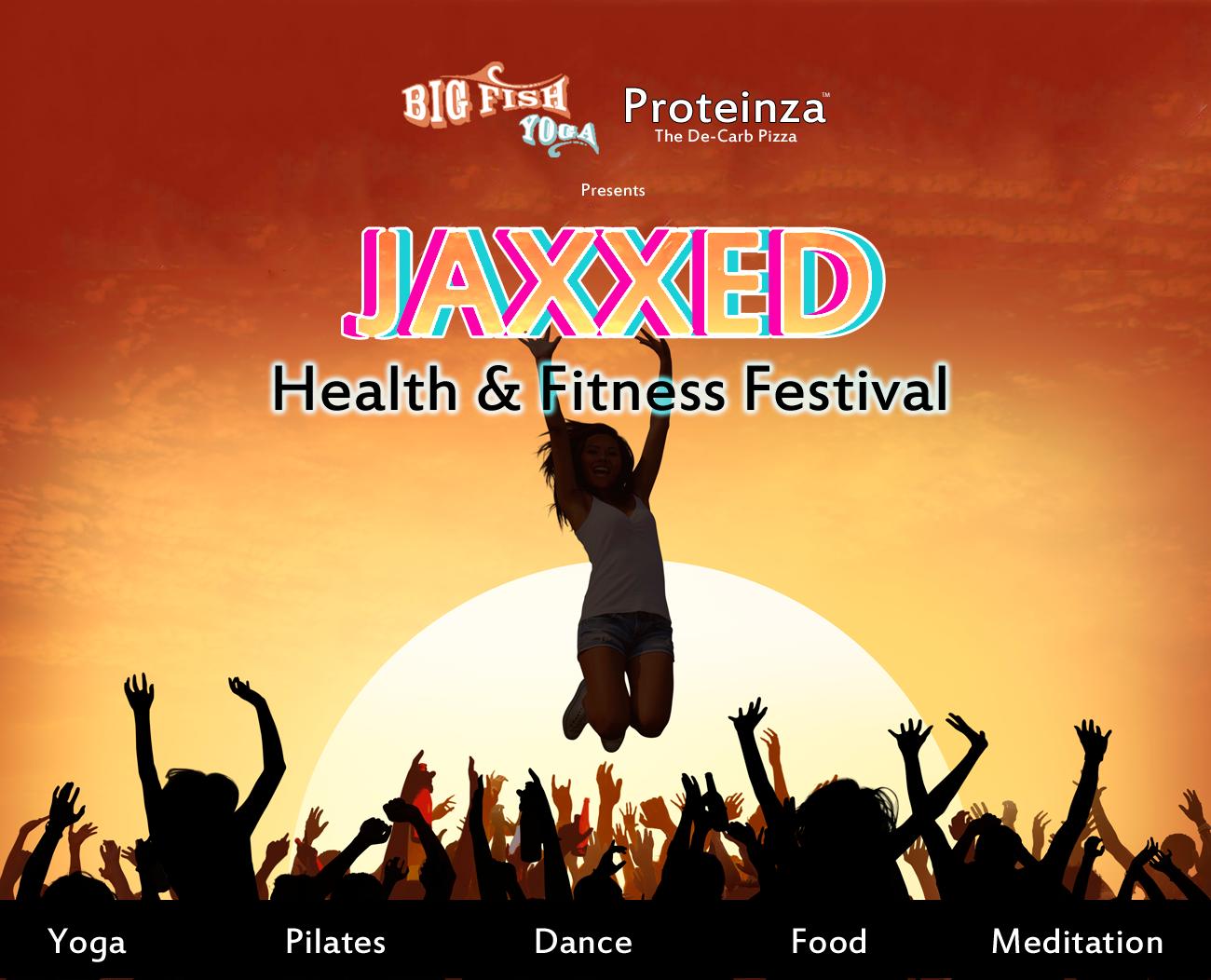 JAXXED Health and Fitness Festival