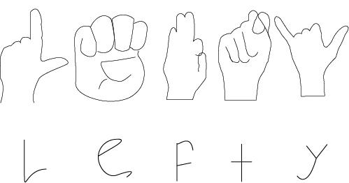 Copy of Copy of LEFTY