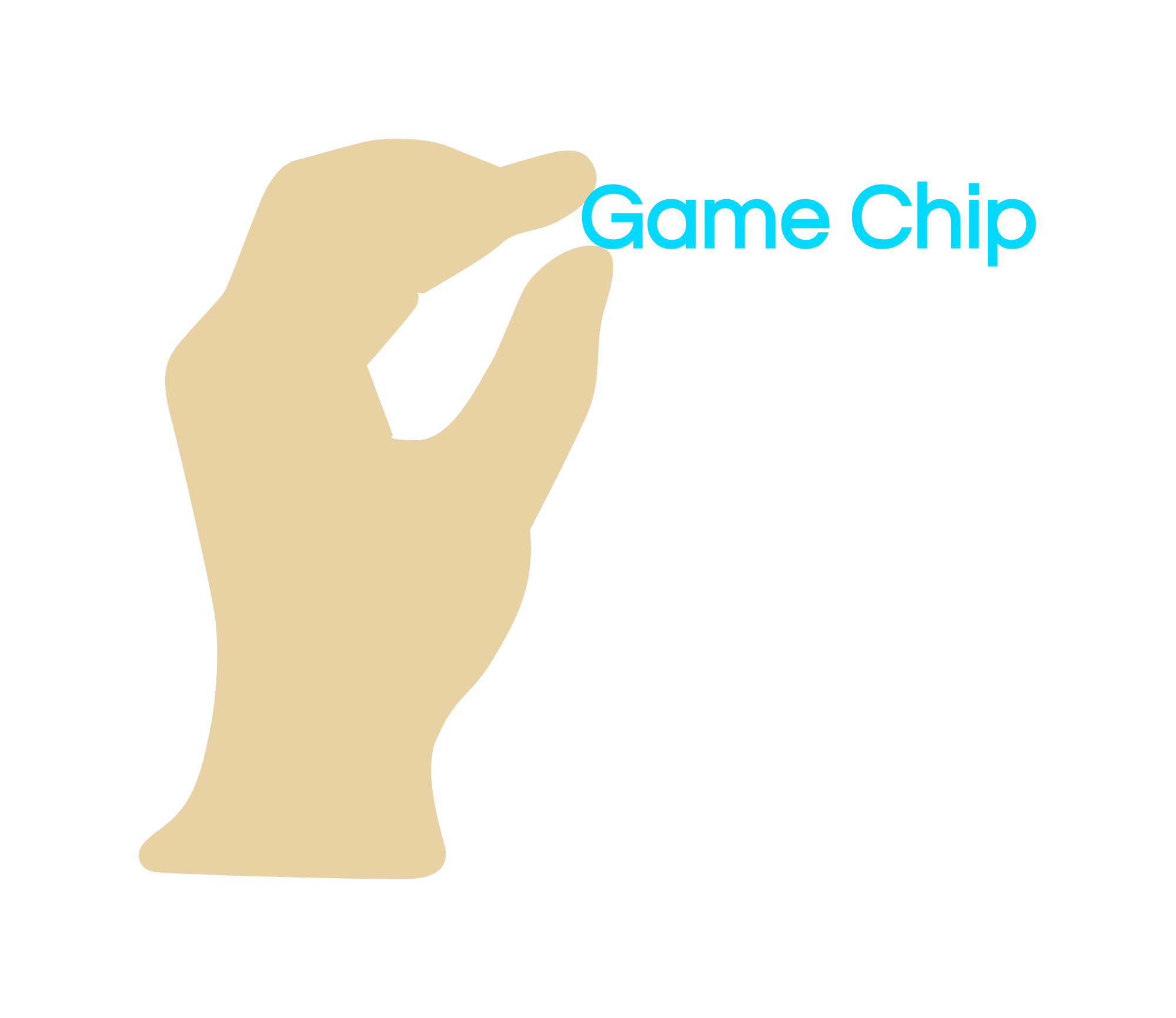 Copy of Copy of Game Chip