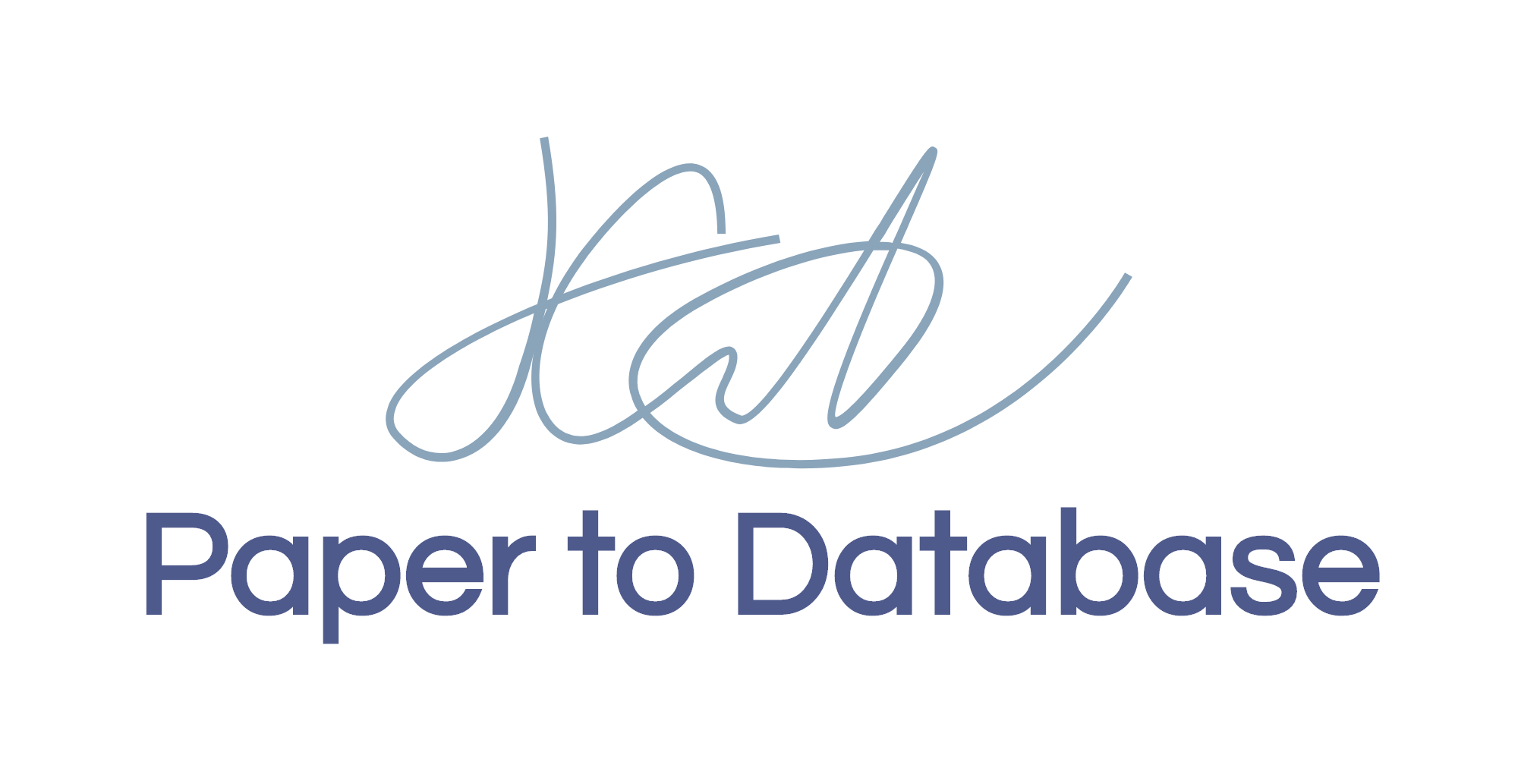 Paper to Database