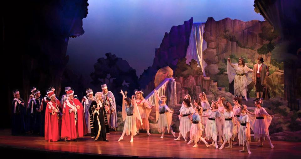 Leila ( Iolanthe ) at Skirball Center for the Performing Arts (Credit: William Reynolds)