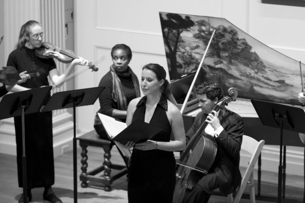 Soloist with The Samuel Felsted Project, Philadelphia