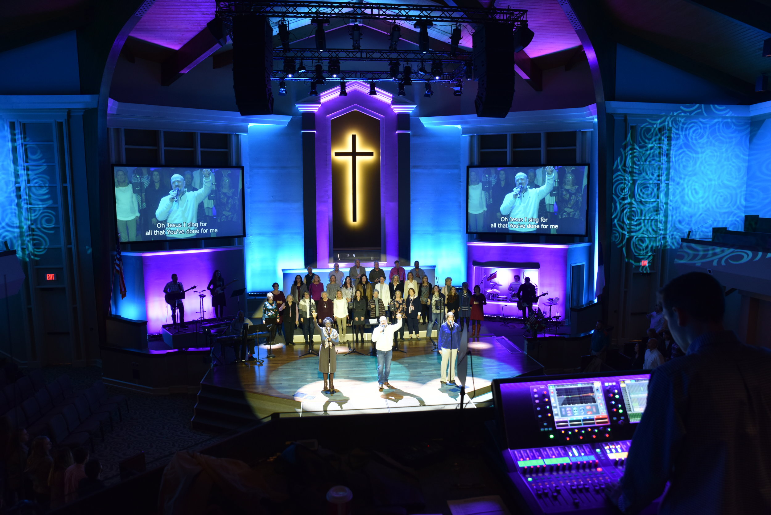 First Baptist Church - Peachtree City, GA
