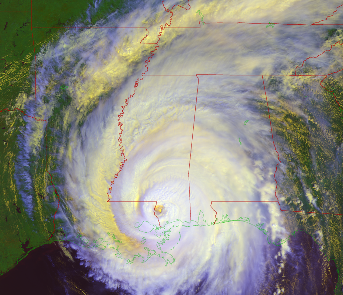 Thirteen years ago this week, Hurricane Katrina made landfall near Grand Isle, Louisiana. Four weeks later, our Foundation led a team of volunteers to the region to determine how we could help.