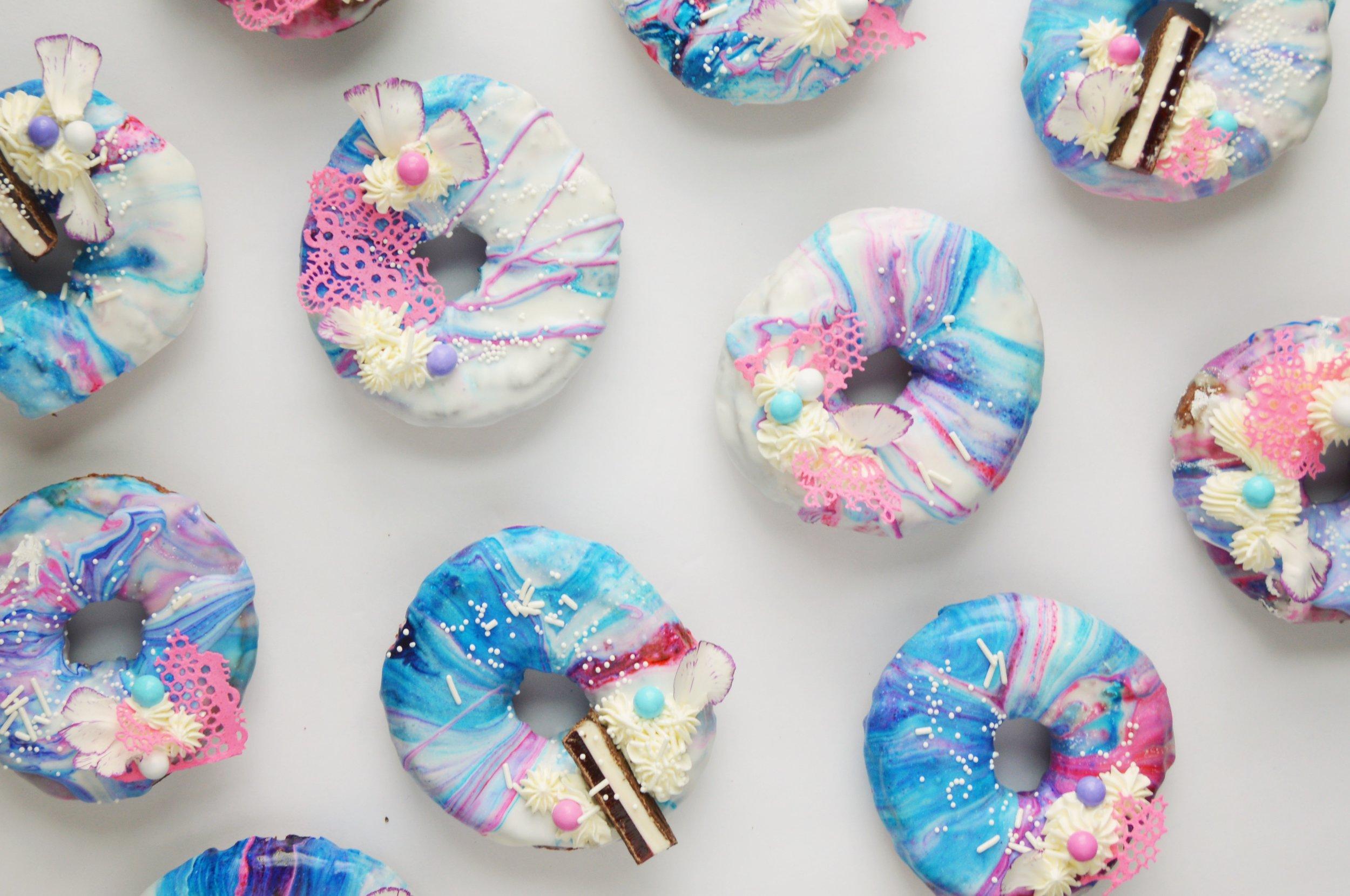 Drunken Donut Making & Private Shopping - join us for sips &snacks, making &shopping