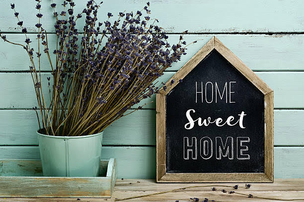 Home Sweet Home - Ideas by Linda - written by her sister Scherie