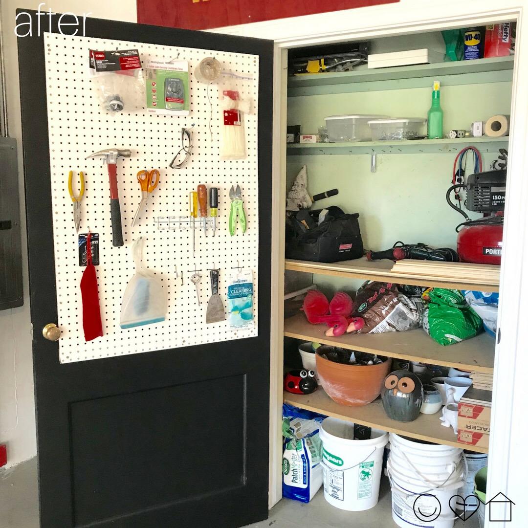 My Garage Closet