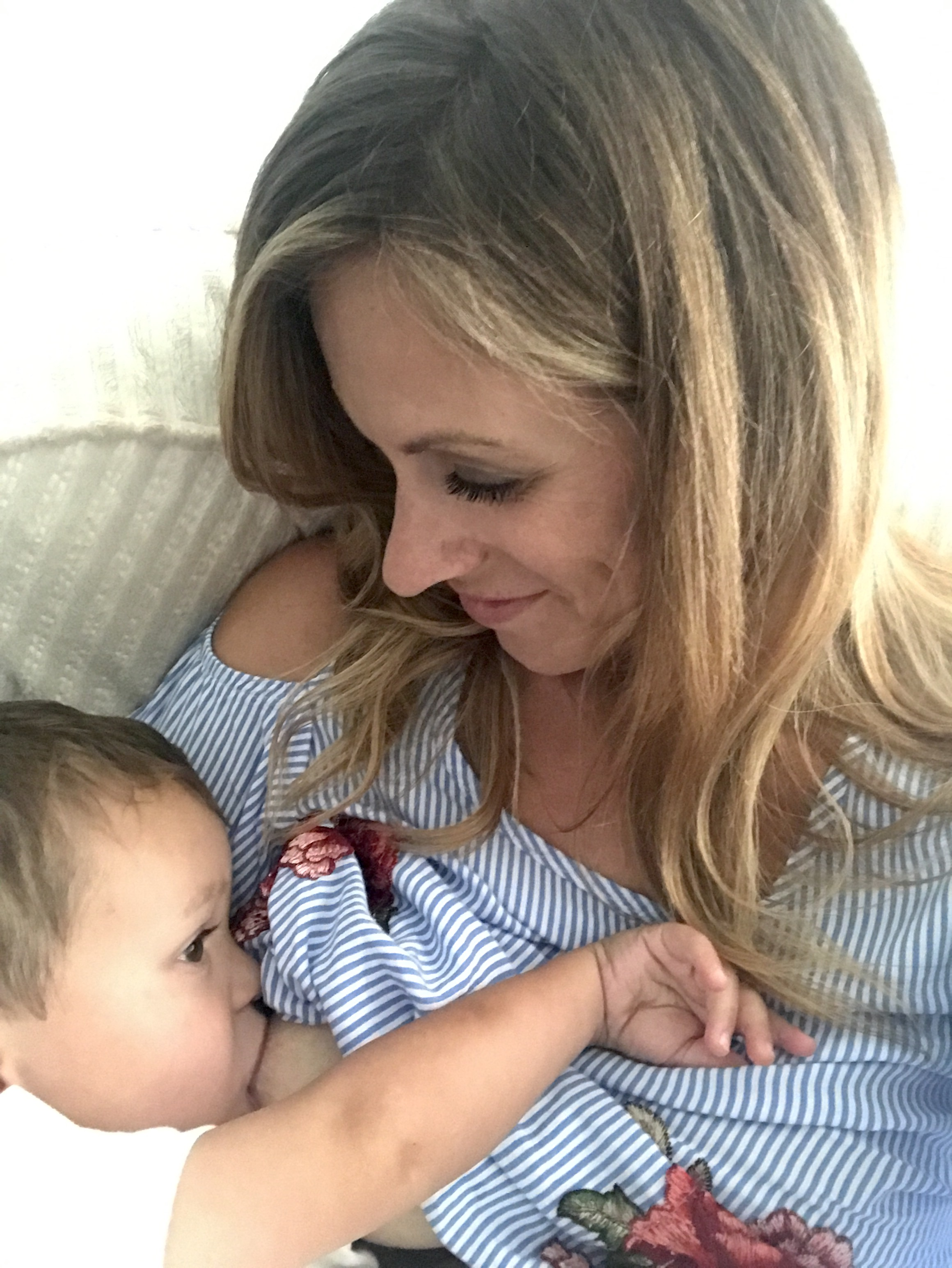 Happy World Breastfeeding Week!  One of my biggest passions in life is supporting my Momma friends on their individual breastfeeding journeys. -