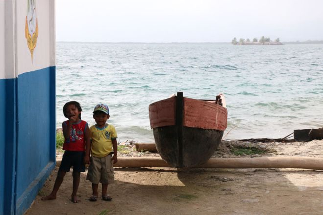Listen to Linda Pressly's report on  Panama's vanishing islands for Crossing Continents at 11:00 on Thursday on BBC Radio 4