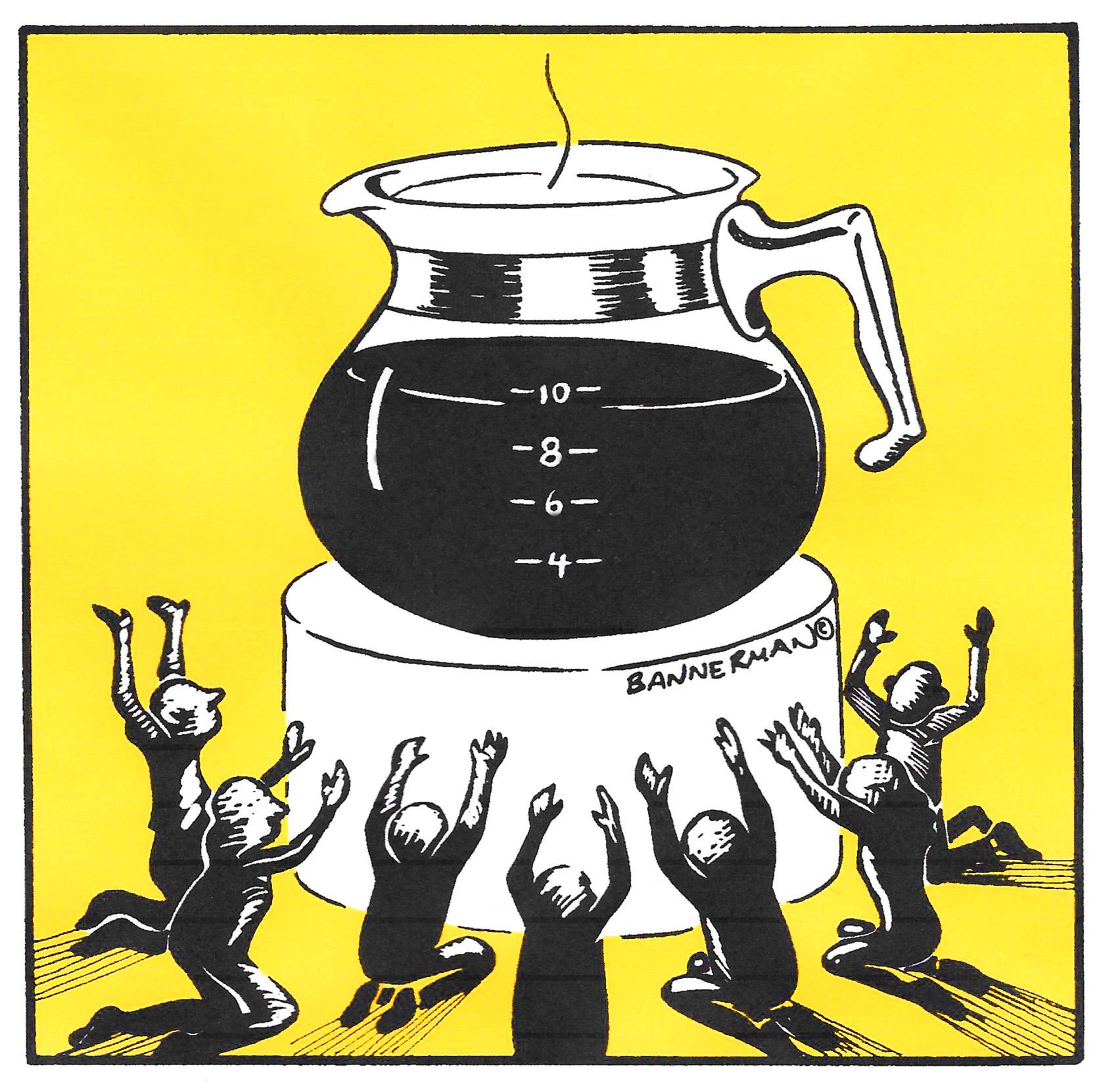 Coffee Worship T-Shirt