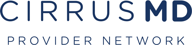 CirrusMD Provider Network of Doctors Logo