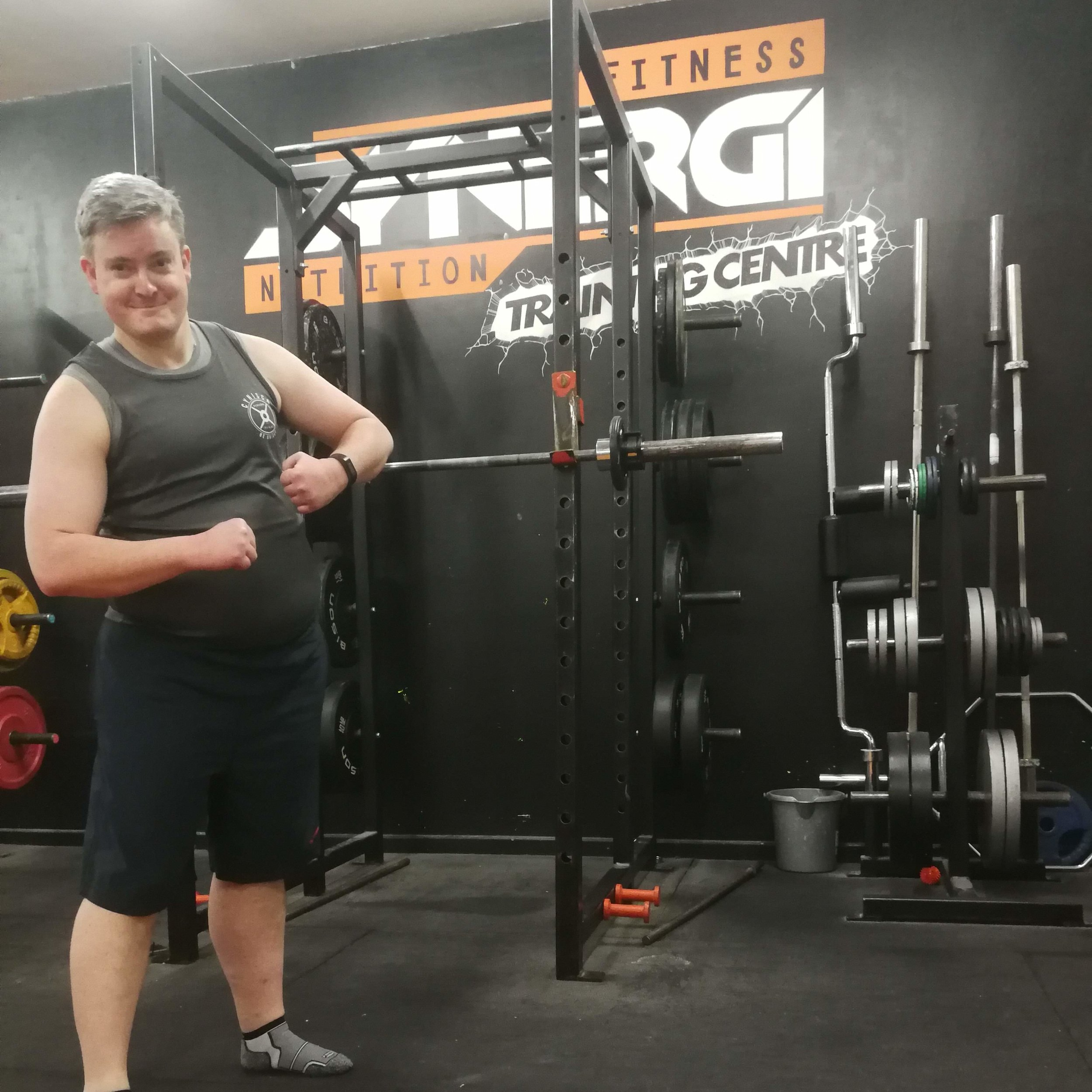 Colm Buckley  Postural Alignment & Strength
