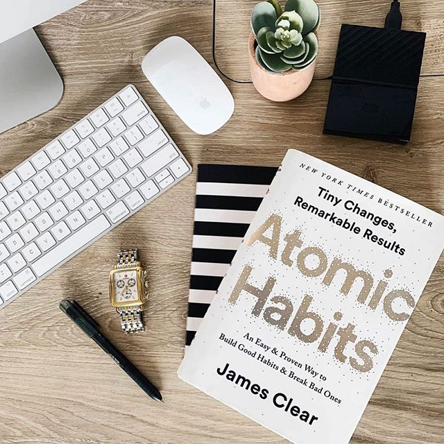 Currently Reading 📖 . . . . #books #bookworm #read #readingnook #atomichabits