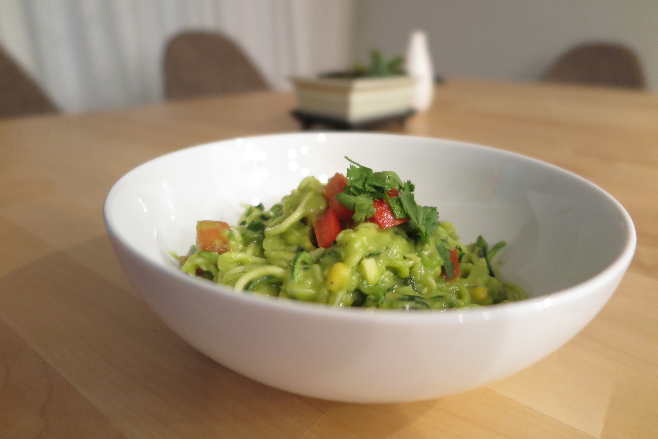 Easy-Green-Zucchini-Noodles