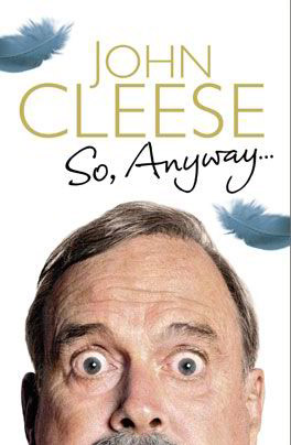 So, Anyway by John Cleese, Memoir