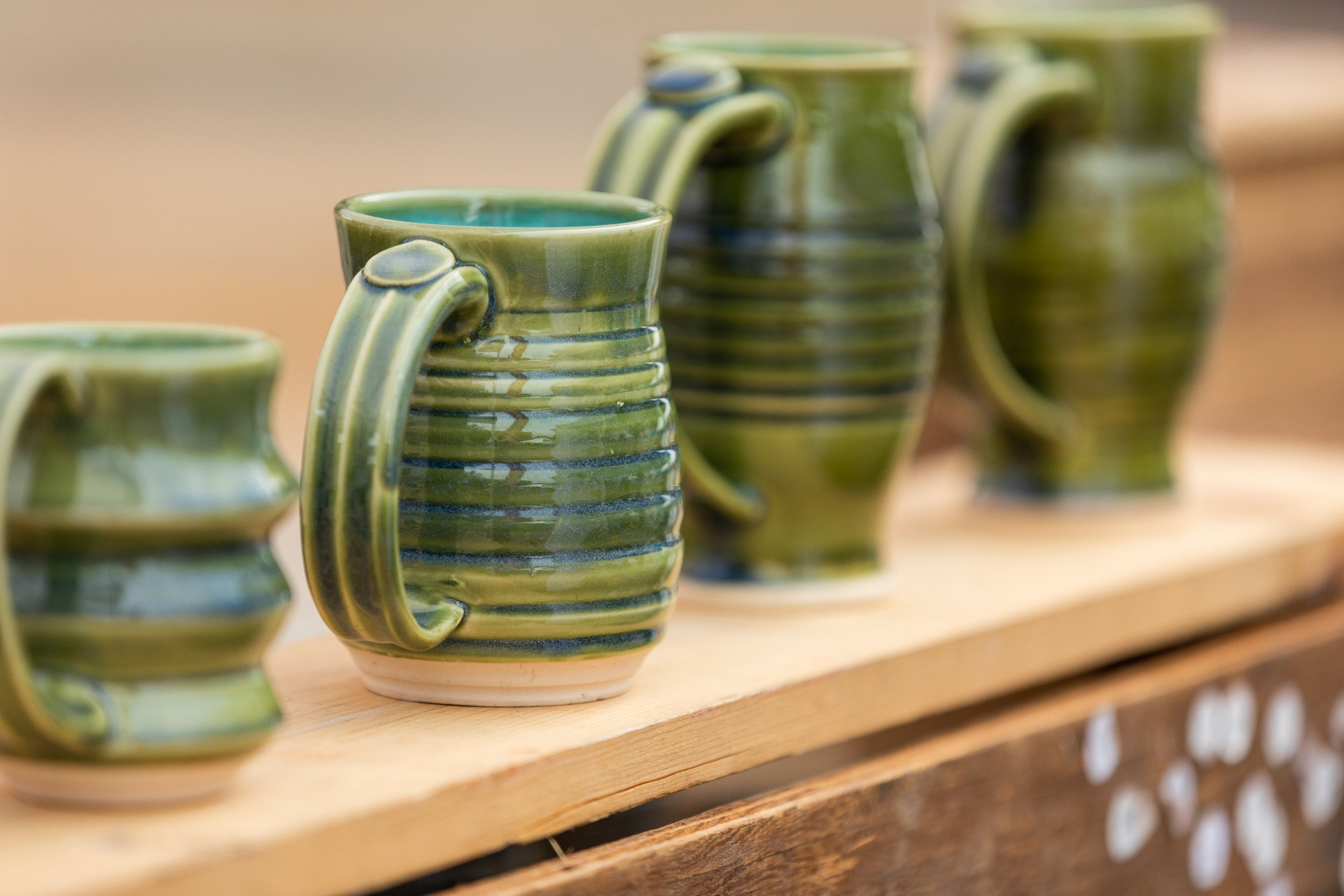 Schroeder Pottery - Photo by Danielle Doepke