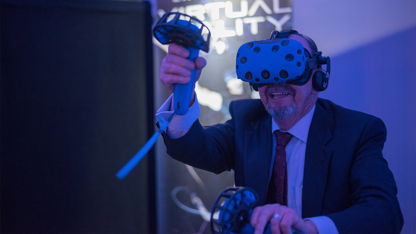 Corporate Events Escape Virtual Reality Arcade