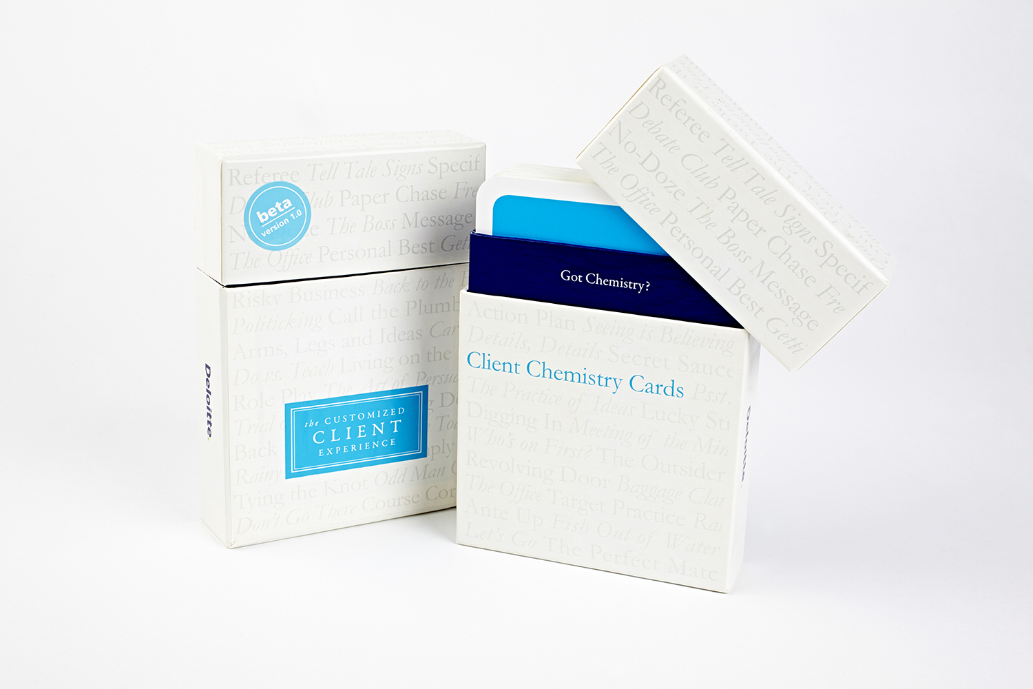 Client Chemistry Cards