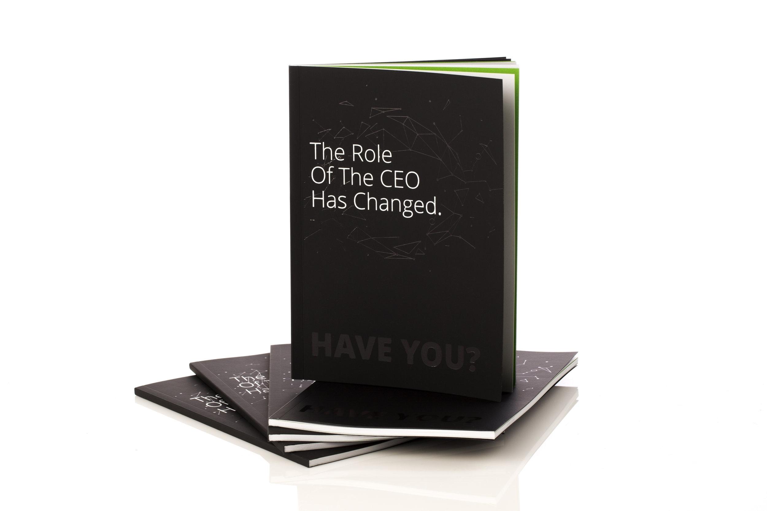 "The ""Un-disruptable"" CEO"