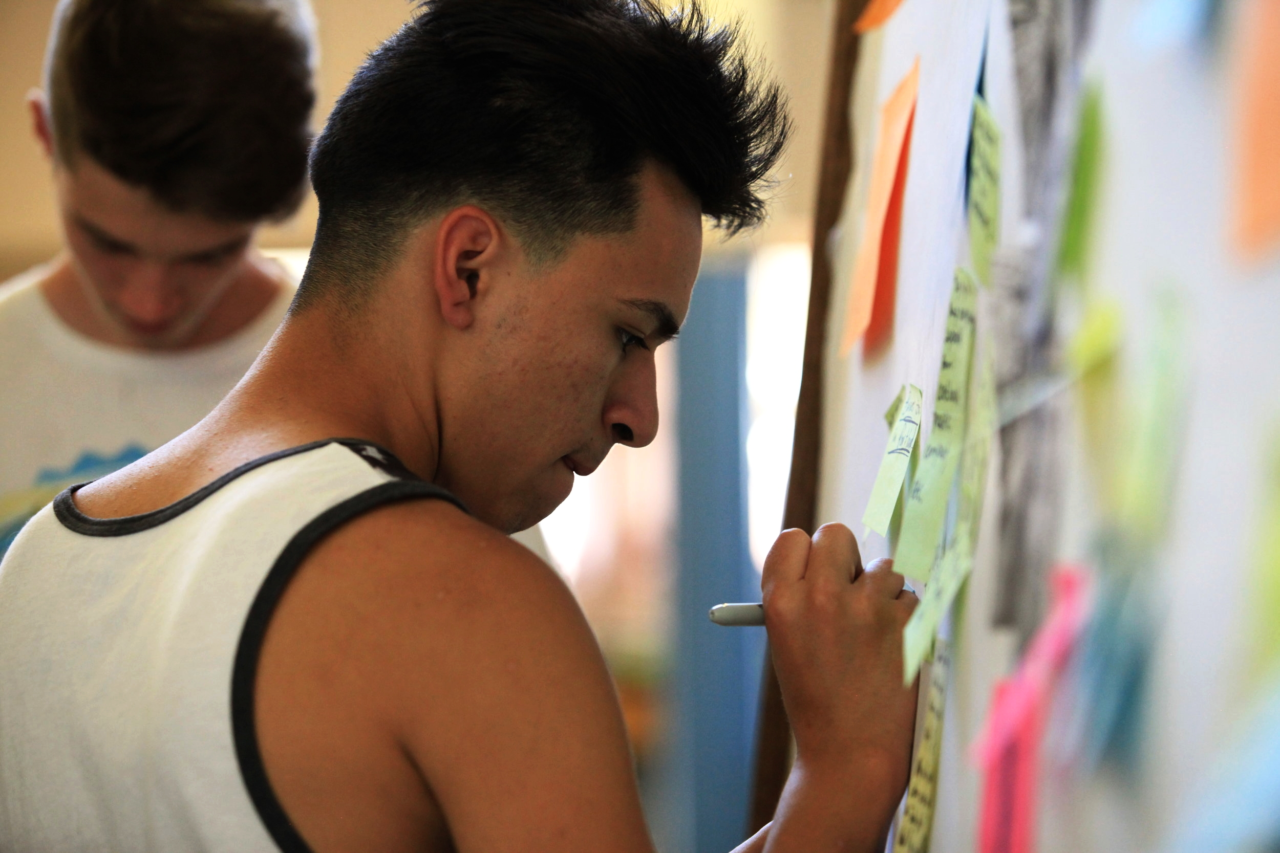 STUDENTS ARE THE CREATIVE PROBLEM-SOLVERS OF TOMORROW