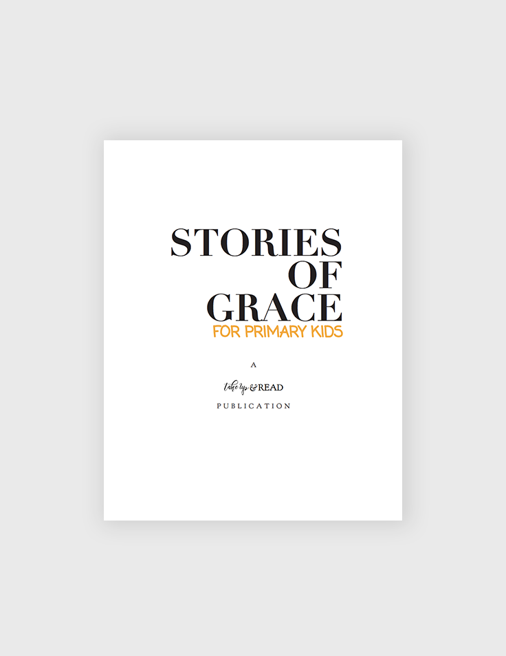 Stories of Grace for Kids - We are so pleased to offer you this labor of love! There are two versions of our Stories of Grace children's study. In both versions, you will find the same scripture for each day of the women's version. Then, there are some wondering questions for you and your child to ponder together. Later, while you're journaling, children of all ages have room to write their hearts, too. In the primary version, the questions are simpler and the lines are larger. In the big kids' version, upper elementary children have a chance to do some pretty detailed lectio divina, appropriate for the age. together, you can memorize the same verses and your children will have the same beautiful calligraphy pages to inspire their Scripture memory work as you do. And, there are puzzles you can all work on together (or your whiz kid can solve before you do;-).We love knowing that this book and these children's journals will find their way into your home this fall and we can all listen closely to the stories Jesus told and hear Him with our hearts.You can download both versions here, as our gift to your family.