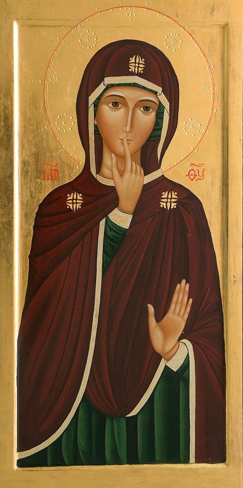 OUR LADY OF SILENCE