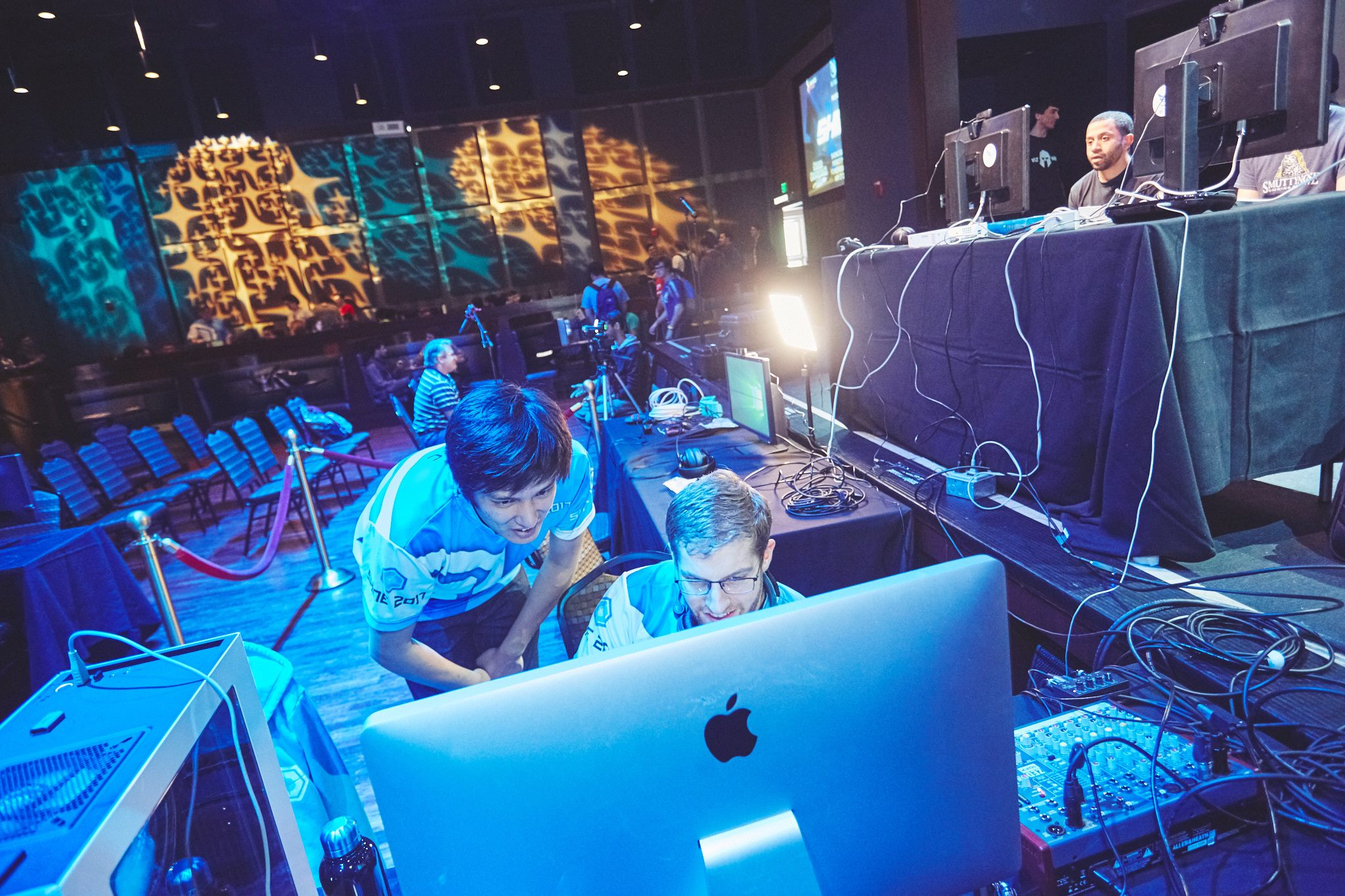 Management - Big Blue is Boston's only Esports event management and operator with its own Flagship event that brings in thousands of competitors every year. We have partnered and worked with many top Esports brands and services to bring to life exciting events no matter the budget, big or small.