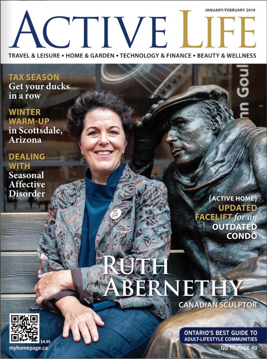 Ruth Abernathy.