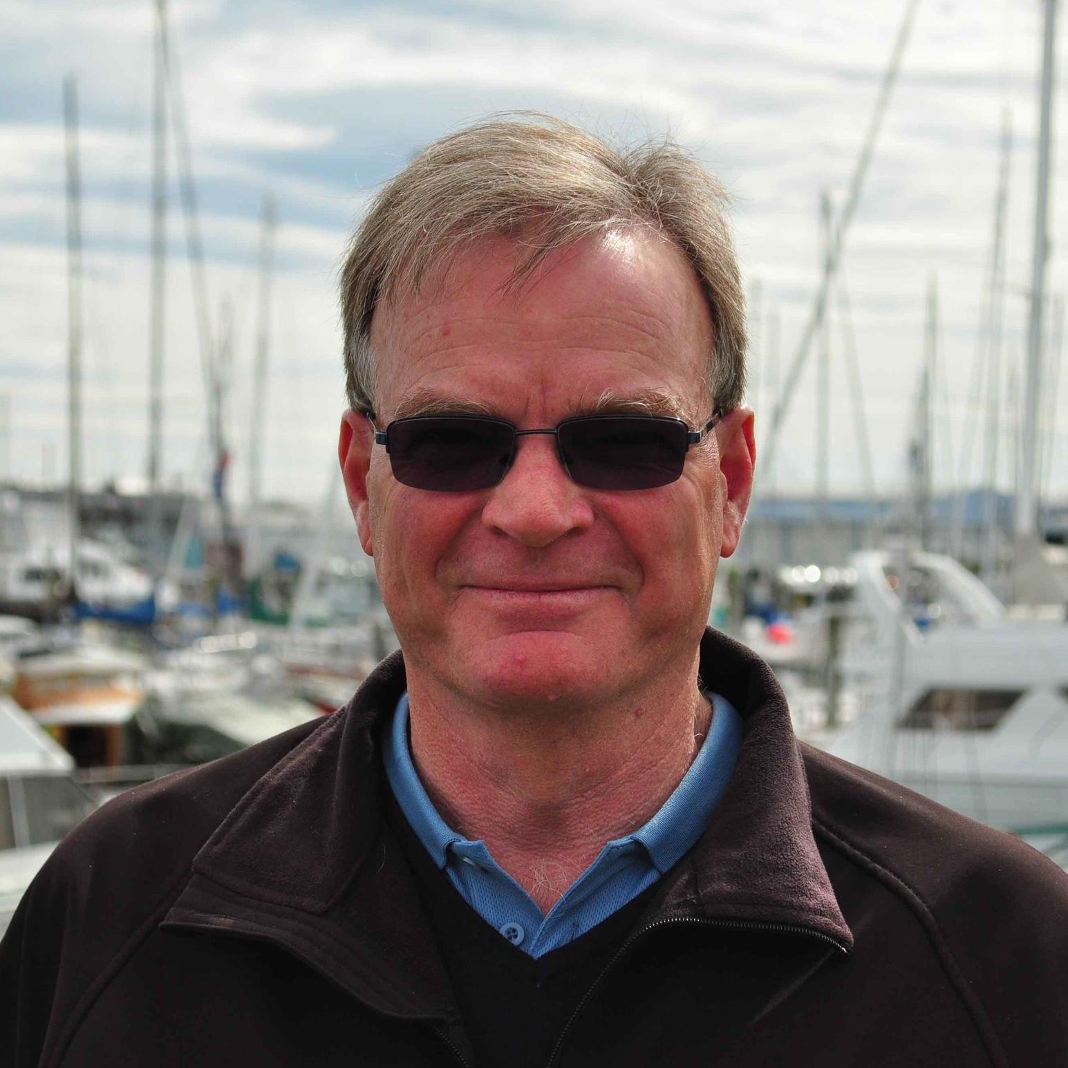 Bruce Thompson   Marina Supervisor