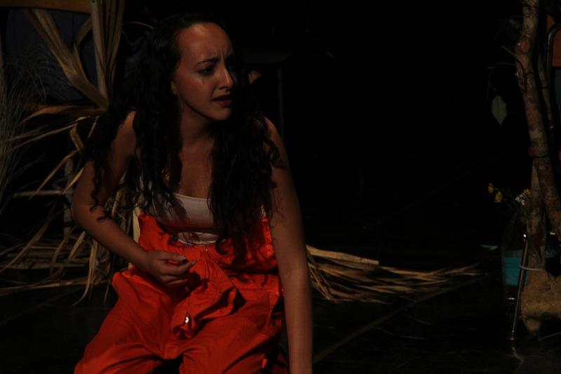 Detained in the Desert - Caroline's Loft