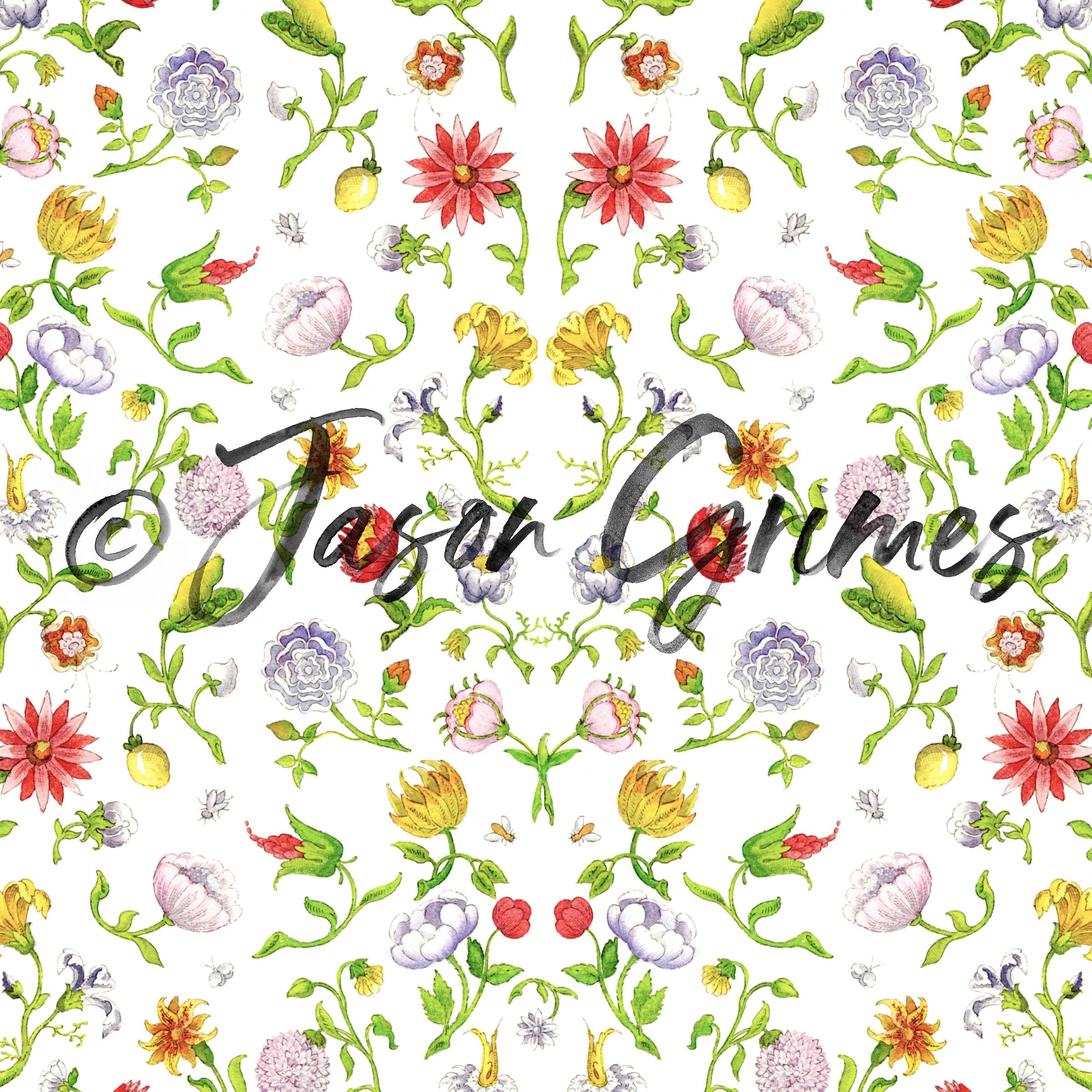 Cut Flowers - full color