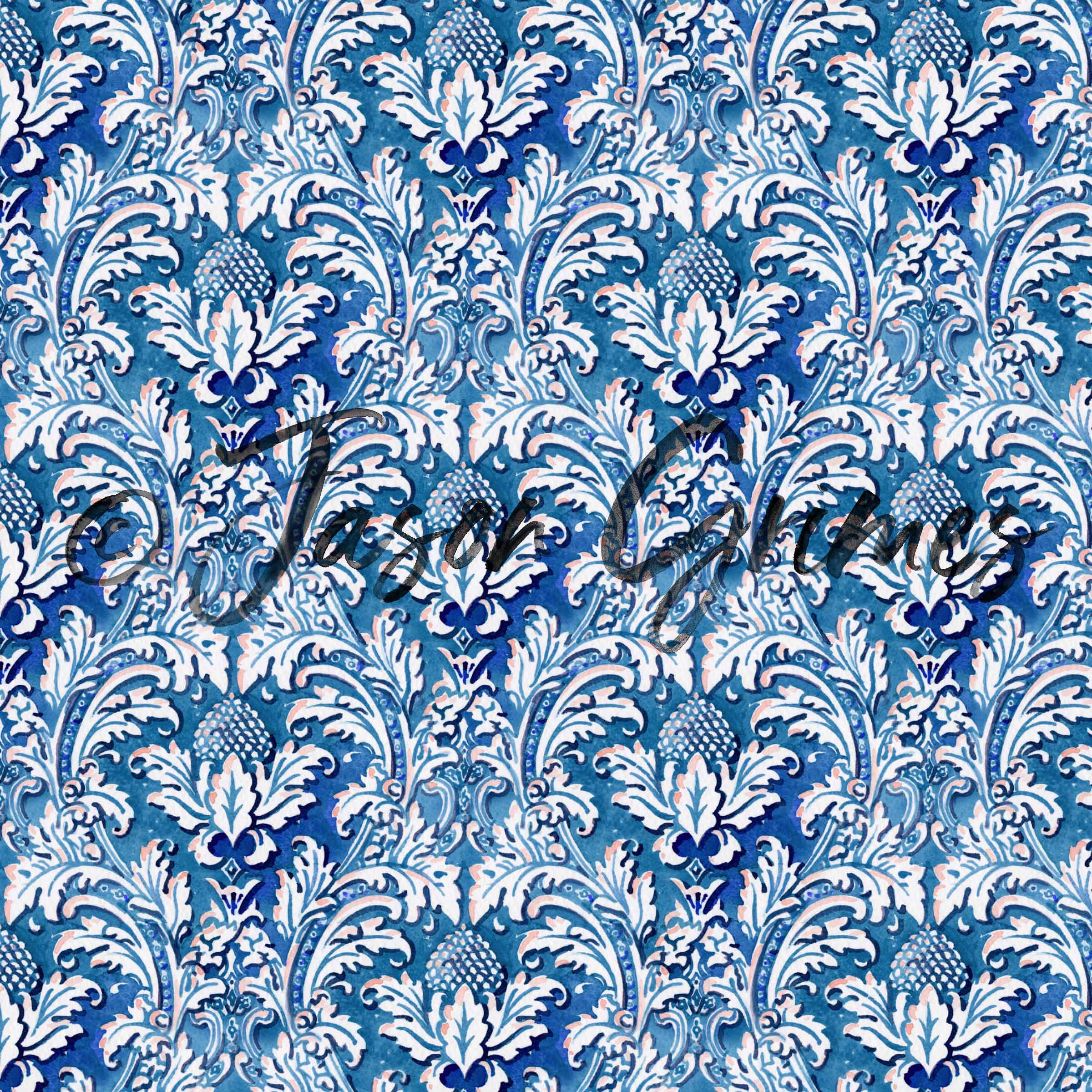 Damask (other colors available)
