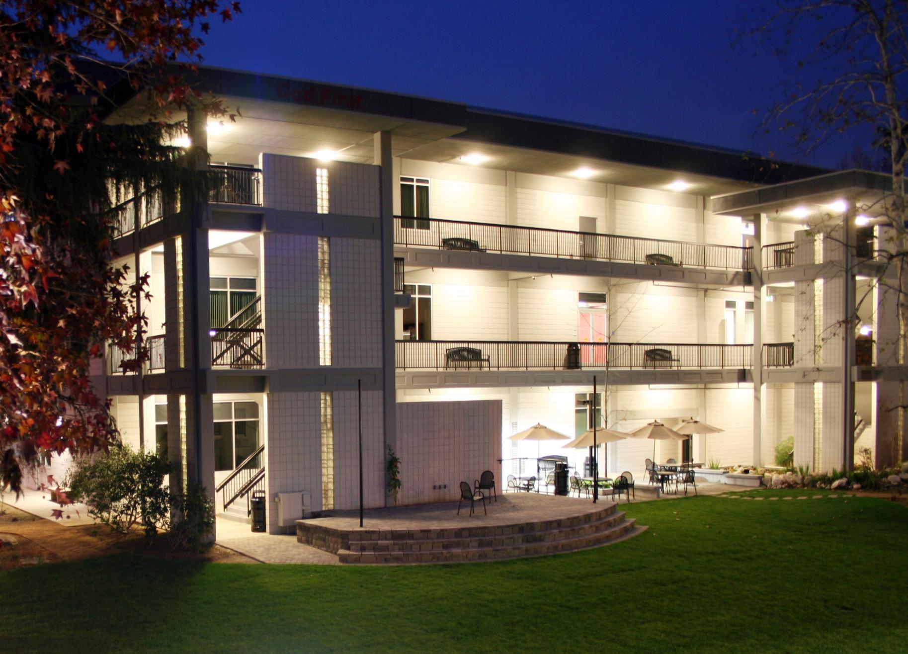 Azusa Pacific University, Wynn Science Center 052312.jpg