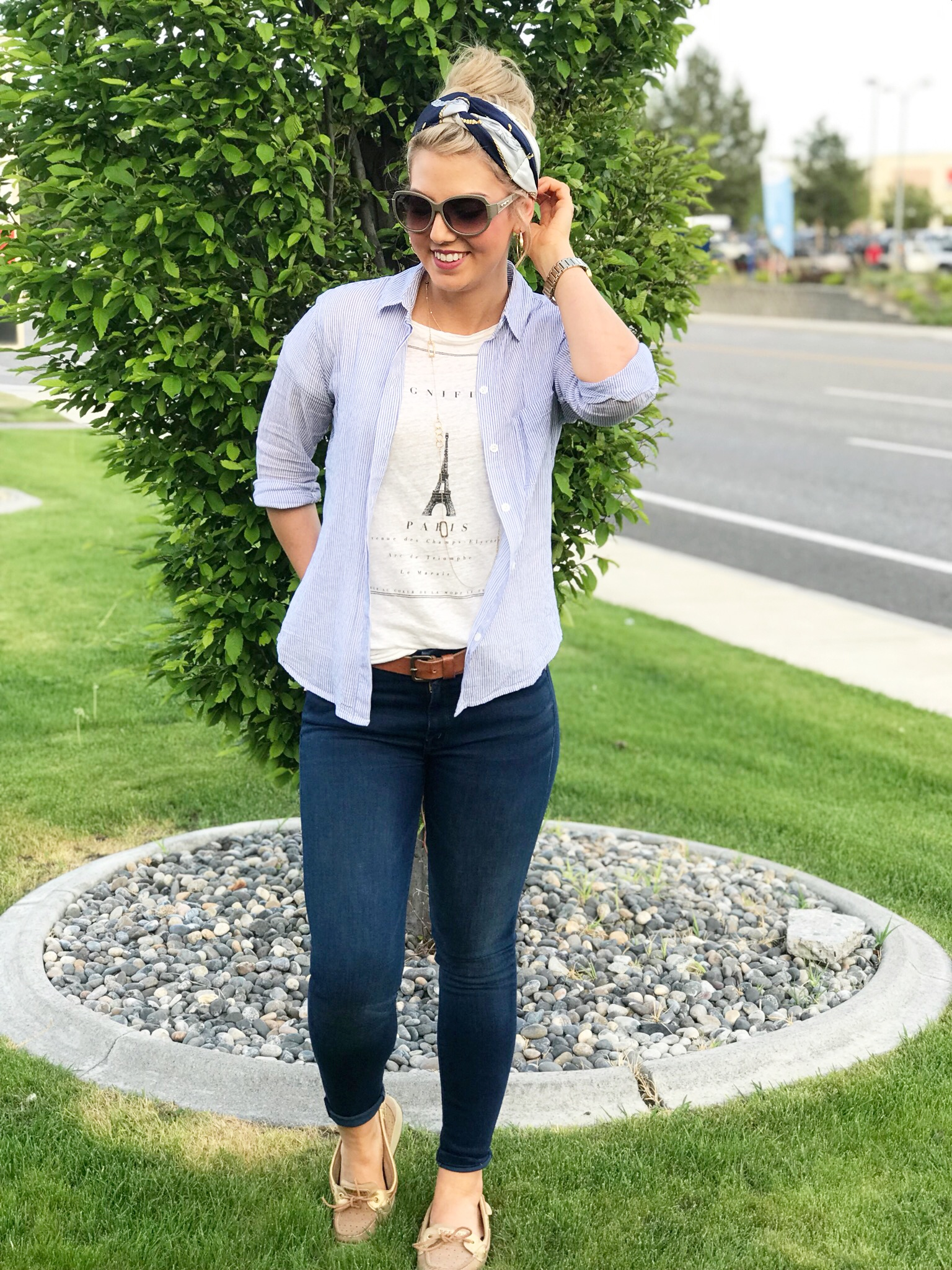 Denim on Denim! - Read this blog and watch my new video to learn how to wear denim on denim this season!