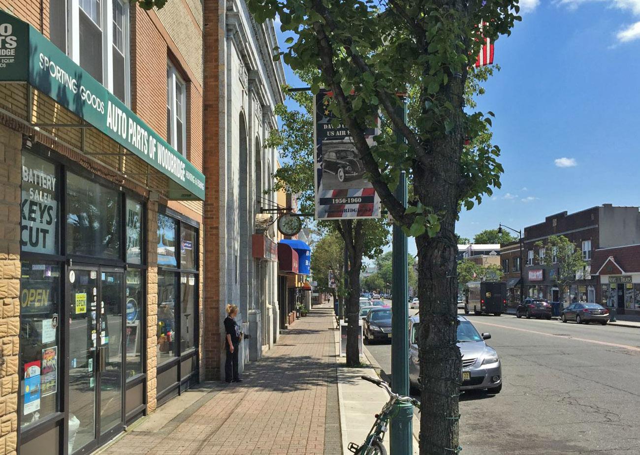 Main Street, Woodbridge