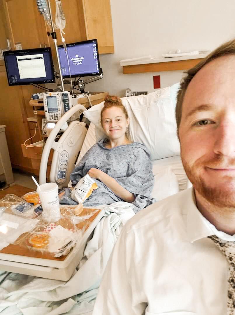pregnancy update photos | sadie banks