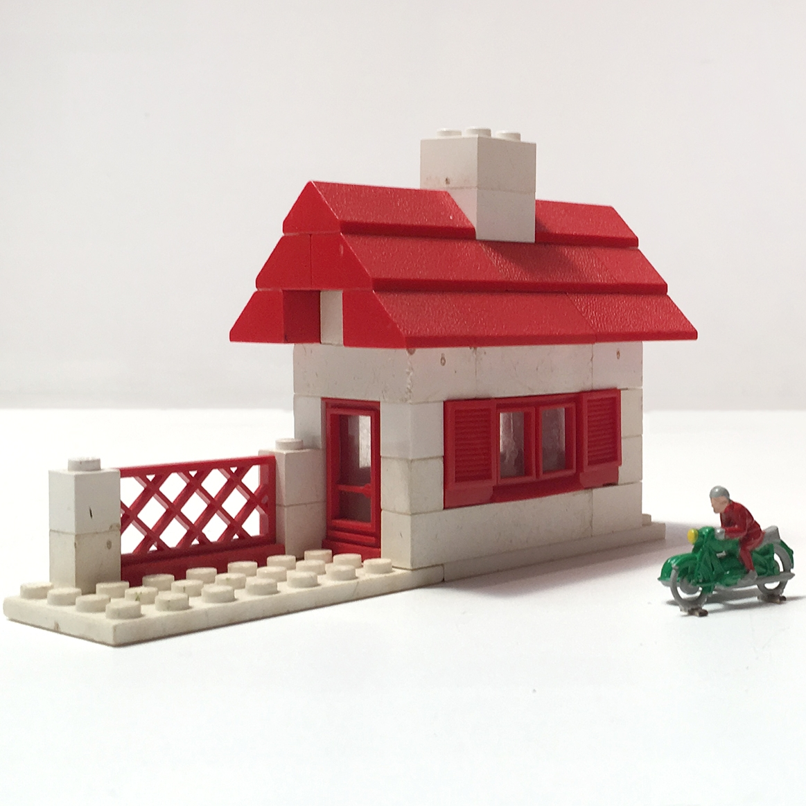 The Buildings Our Vintage Lego Collection