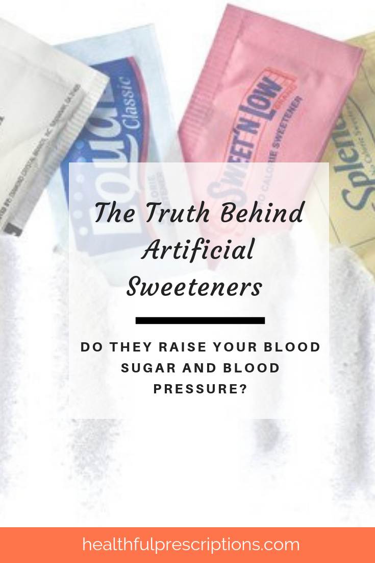 artificial sweeteners and diabetes and high blood pressure