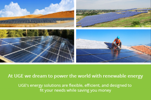 UGE - Commercial Solar Solutions - Our Story
