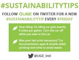 Sustainability Tips